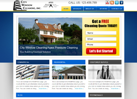 city-window-cleaning-website