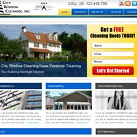 city-window-cleaning-website