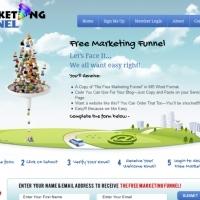 free-marketing-funnel-website-design