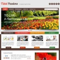 tidal-passions-2-website-design