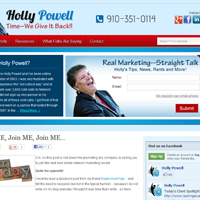 who-is-holly-powell-website
