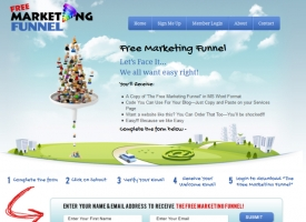 free-marketing-funnel-website-design