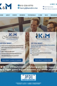 K and M Masterminds Wilmington NC Networking - Collaborative Minds Achieving Success